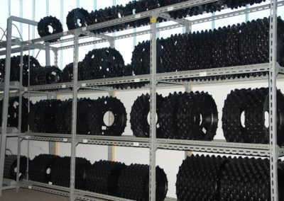 Lager | Forstmaschinen Ersatzteile| Benlex GmbH